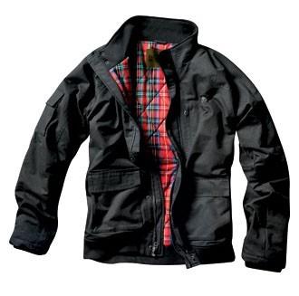 Matix Jacket Warsaw black
