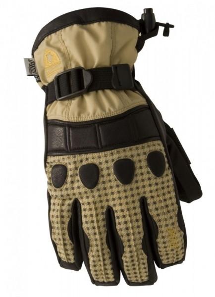 Pow Gloves Assault Brown
