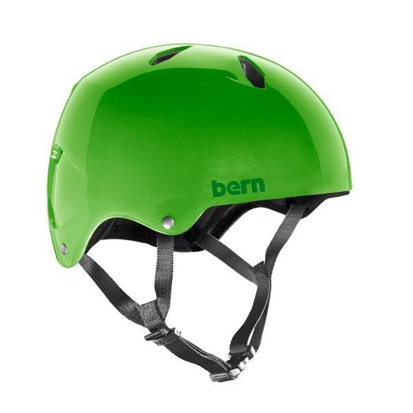 "Bern EPS Skate Helm ""Diabolo"" neon green"