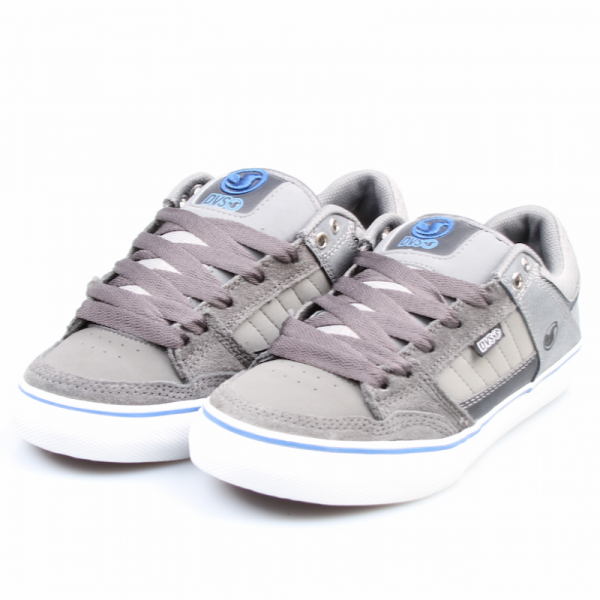 DVS Schuhe Ignition CT grey suede