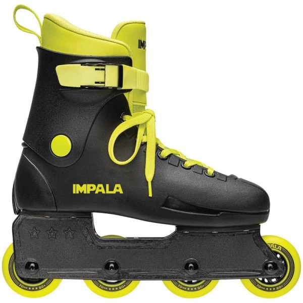 Impala Lightspeed Inline Skate Black Fluoro