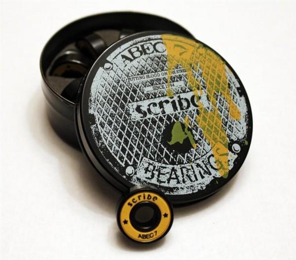Scribe Bearings Abec 7 8-pack