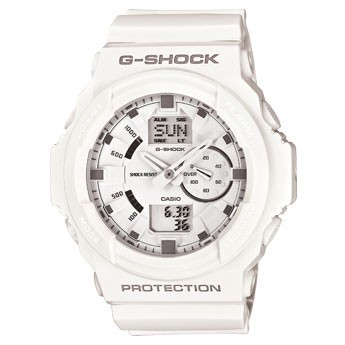 Casio G-Shock Uhr GA-150-7AER white