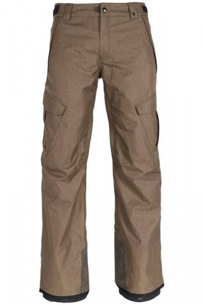 686 Infinity Insulated Cargo Pant khaki