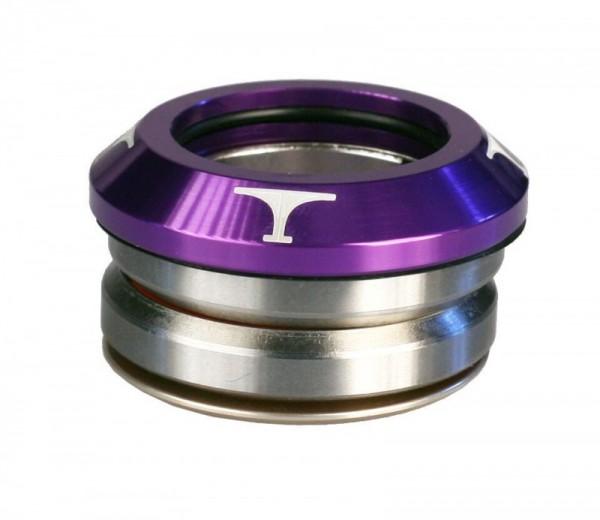 Titen Integrated Headset Purple