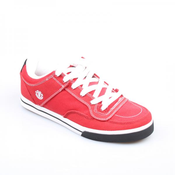 Element Schuhe GLT red/red