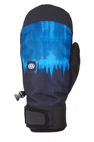 686 Mountain Mitt Glove charcoal tie dye