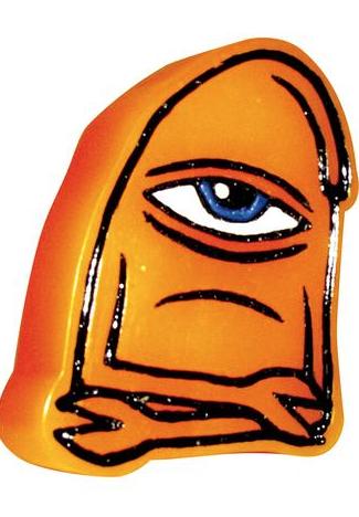 Toy-Machine Skate Wax orange