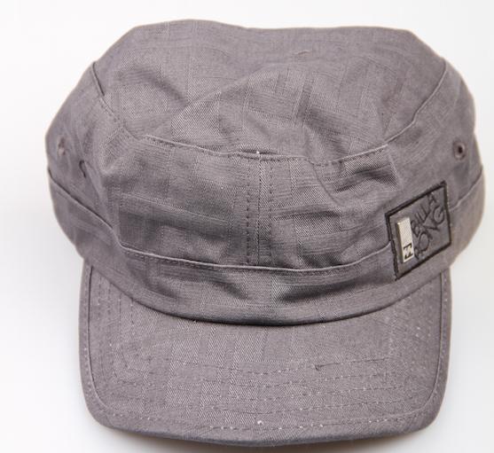 Billabong Military Cap Discover Grey