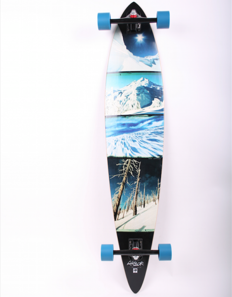 Arbor Longboard Complete Timeless Pin-GT