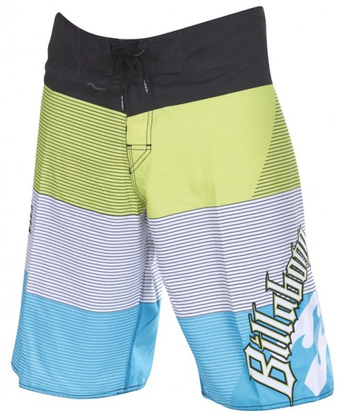 Billabong Boardshort Blokka lime