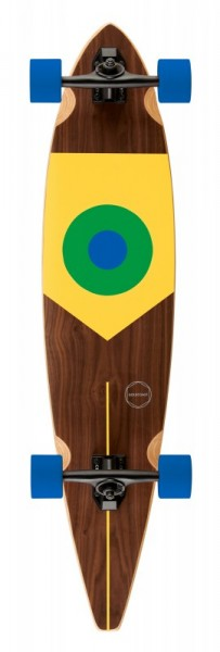 Gold Coast Longboard Complete Goal Series Brazil