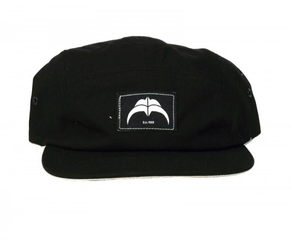 Razors 5-Panel Cap Black