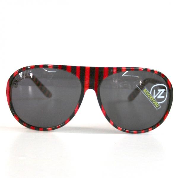Vonzipper Sunglass Rockford jailstyle/red