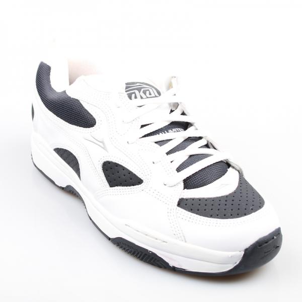 Lakai Schuhe Century Farbe: weiß-navy LEA