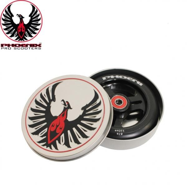 Phoenix Wheel F1 3 Spokes Black