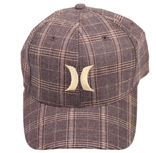Hurley Flexfit Cap One & Only Suiting Me Brown